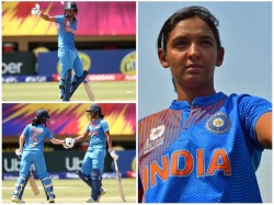 Indian Captain Harmanpreet Creates New Record In Womens World T