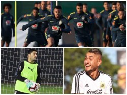 Brazil To Face Uruguay Argentina Face Mexico In Friendly Matches