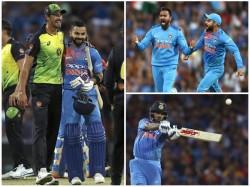 Top Performers In India Australia Twenty 20 Series