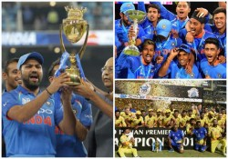 Main Cricket Tournaments And Winners In