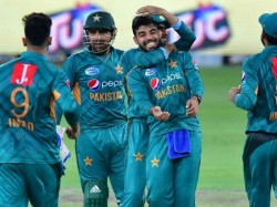 Shaheen Afridi And Mohammad Hafeez Wrap Up Series For Pakistan