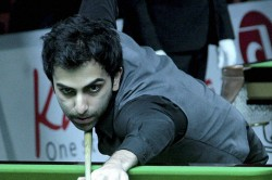 Pankaj Advani Storms Past Ju Reti