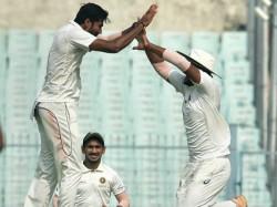 Kerala Bengal Ranji Trophy Cricket Match Day