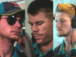 Cricket Australia Upholds Ban On Steve Smith Warner And Bancroft