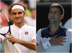 Djokovic And Federer To Meet In Paris Masters Semi Final