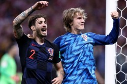 Uefa Nations League A Croatia Beat Spain