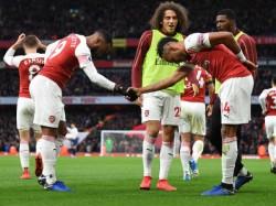 Arsenal Beats Tottenham Hotspor In English Premier League Football