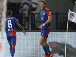 Bengaluru Fc Beats Atk In Indian Super League Football
