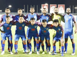 India Hold Oman To A Goalless Draw In Warm Up Match