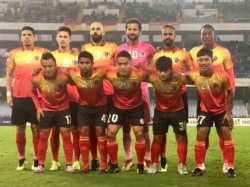 Real Kashmir Hold East Bengal Neroca Beats Mohan Bagan In I League
