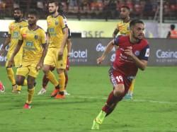 Kerala Blasters Jamshedpur Indian Super League Match Live Updates