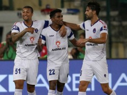 Delhi Dynamos Beats Chennaiyin Fc In Indian Super League Match