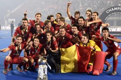 Hockey World Cup 2018 Champions Belgium