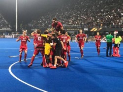 Hockey World Cup 2018 Final Belgium Champions