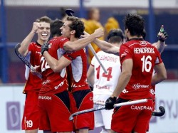 Hockey World Cup 2018 England Thrashed By Belgium