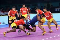 Pro Kabaddi 2018 Gujarat Fortunegians Haryana