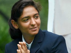 Harmanpreet Named Icc World T20 Team Captain