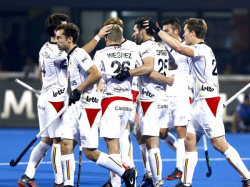 Hockey World Cup 2018 Belgium South Africa