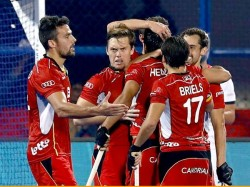 Hockey World Cup 2018 Belgium Beat Germany