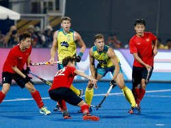 Hockey World Cup 2018 Australia China
