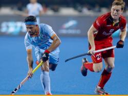 Hockey World Cup 2018 India Belgium