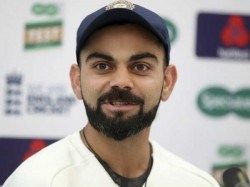 Indian Team Will Not Be Satisfied With Just One Test Win Says Kohli