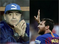 Maradona Was Much Better Than Lionel Messi