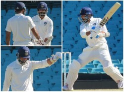 India Australia Eleven Four Day Practice Match Ends In Draw