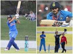 India A Beats Newzealand In Second Unofficial Oneday Match