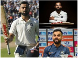 Indian Captain Virat Kohli Creates Another Record In First Test Against Australia