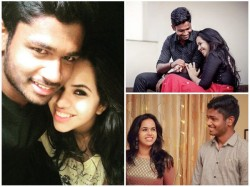 Kerala Cricker Player Sanju Samson Married To Longtime Girlfriend Charulatha
