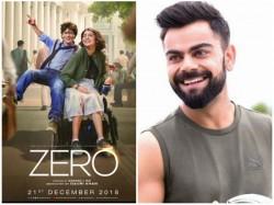 Indian Cricket Team Captain Virat Kohli Reviews Bollyewood Movie Zero