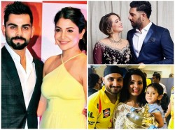 Indian Cricket Players Who Married Bollywood Actresses