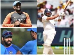 Rohit Sharma To Miss Last Test Against Australia