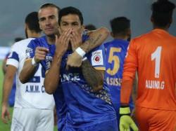 Mumbai City Beats Delhi Dynamos In Indian Super League Football