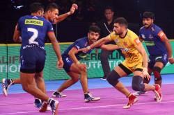 Pro Kabaddi 2018 Telugu Titans Vs Haryana