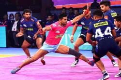 Pro Kabaddi 2018 Jaipur Panthers