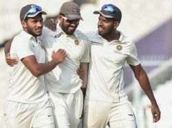 Kerala Tamil Nadu Ranji Trophy Cricket Match Day Three