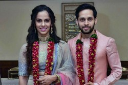 Saina Nehwal Ties The Knot With Parupalli Kashyap