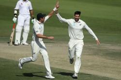 Abu Dhabi Test New Zealand Crush Pakistan