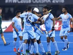 Hockey World Cup India Canada