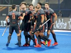Hockey World Cup 2018 Belgium Pakistan