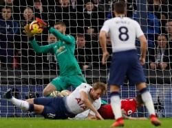 Manchester United Beats Tottenham In English Premier League Football
