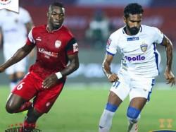North East United Beats Chennayin Fc In Isl