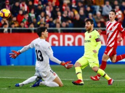 Barcelona Real Juventus And Bayern Win In League Matches