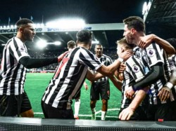 Manchester City Beaten By Newcastle United In Epl