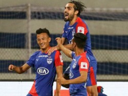 Bengaluru Fc Beats Northeast United In Indian Super League