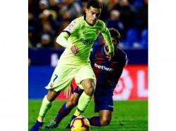 Barcelona Beaten In Copa Rey First Leg Pre Quarter Final