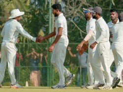 Kerala Vidarbha Ranji Trophy Semi Final Day One