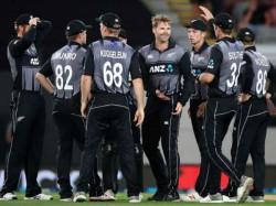 Newzealand Beats Srilanka In T20 Cricket Match